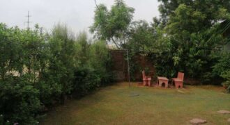 7 Marla Plot Available For Sale in H Block in Canal Garden Lahore Punjab Pakistan