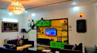 10 Marla Double Unit House For Rent Available in Wapda Town Lahore Punjab Pakistan