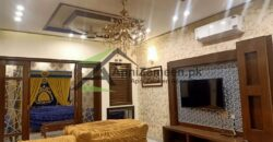 10 Marla Fully Furnished House For Rent Available in Bahria Town Lahore Punjab Pakistan