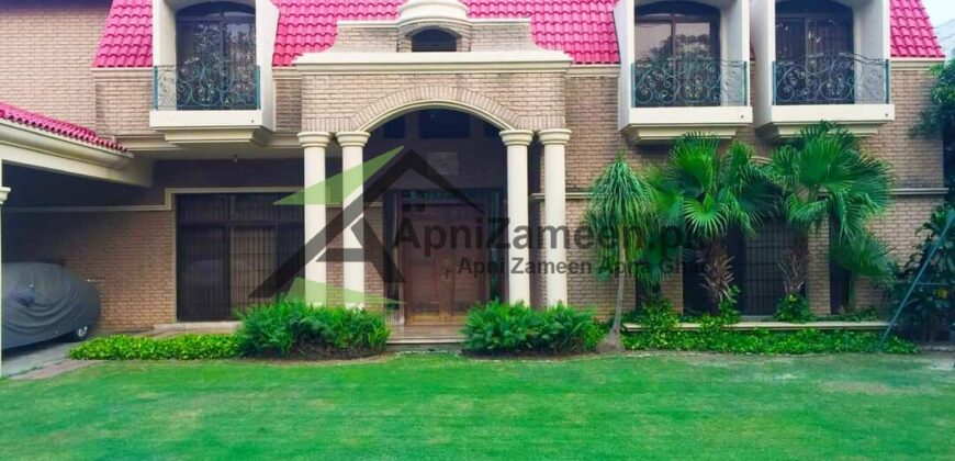 2 Kanal House Fully Furnished For Sale Available in DHA Phase 2 Lahore Punjab Pakistan