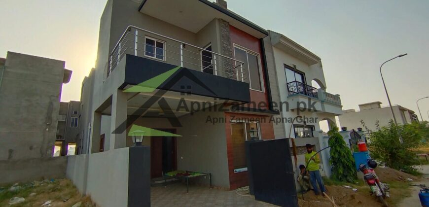 5 marla most beatiful brand new house for sale in dha phase 9 town