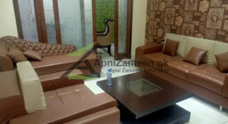 10 Marla Furnished House For Rent in Bahria Town Lahore Punjab Pakistan