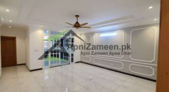 7 Marla Brand New Portion Available For Sale in Indeal Location G-13 Islamabad Islamabad Capital Territory